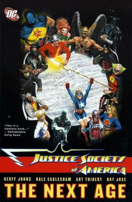 DC Comics Justice Society of America: the Next Age Hardcover