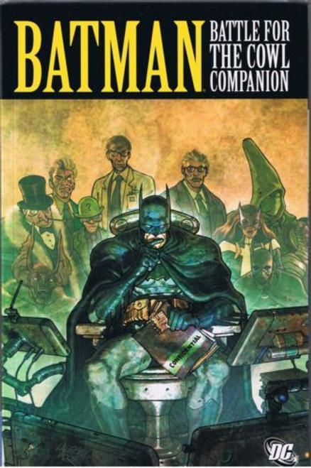 DC Comics Batman: Battle for the Cowl Companion Trade Paperback
