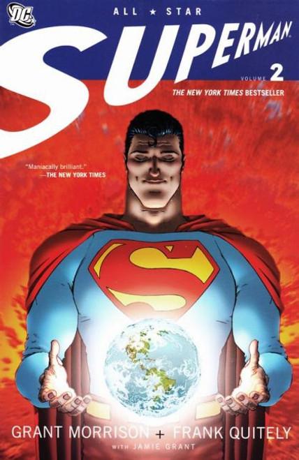 DC Comics All Star Superman Trade Paperback #2