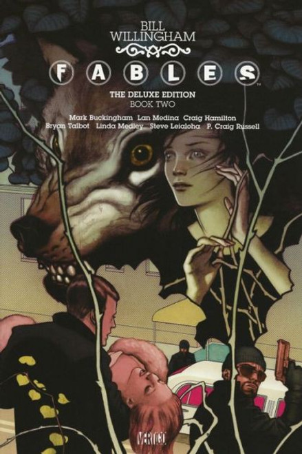 DC Comics Fables Deluxe Edition Hardcover #2