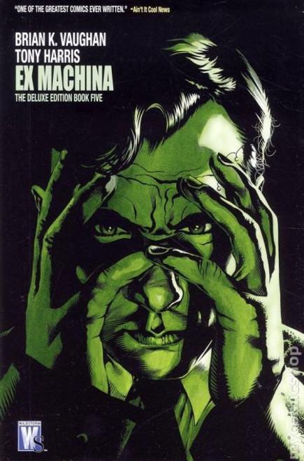 DC Comics Ex Machina Deluxe Edition Hardcover #5