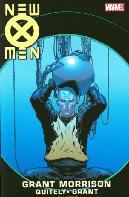 Marvel New X-Men by Grant Morrison Trade Paperback #5