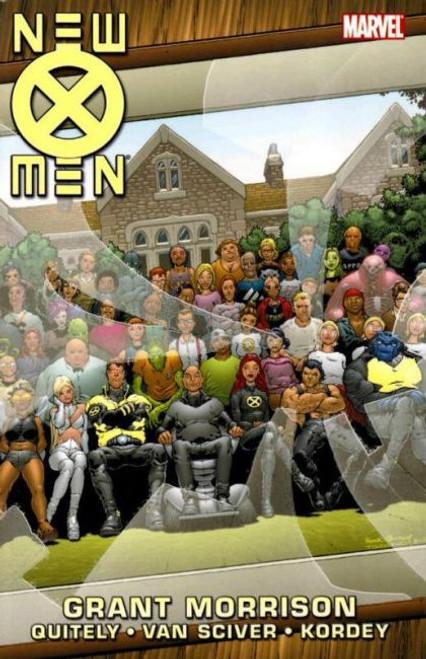 Marvel New X-Men by Grant Morrison Trade Paperback #3