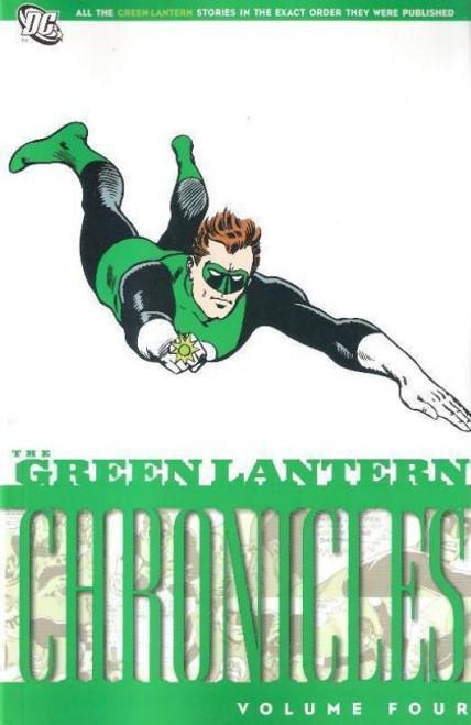 DC Comics Green Lantern Chronicles Trade Paperback #4