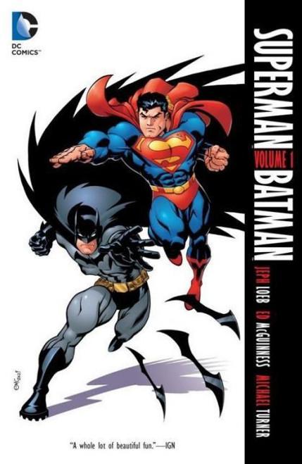 DC Comics Superman Batman Trade Paperback #1
