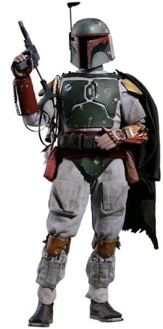 Star Wars Empire Strikes Back Movie Masterpiece Boba Fett Collectible Figure (Pre-Order ships March 2022)
