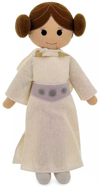 Disney Star Wars Galaxy's Edge Knit Princess Leia Exclusive 13-Inch Plush