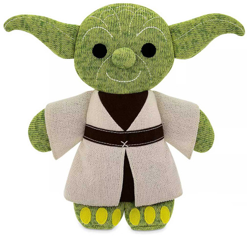 Disney Star Wars Galaxy's Edge Knit Yoda Exclusive 9-Inch Plush