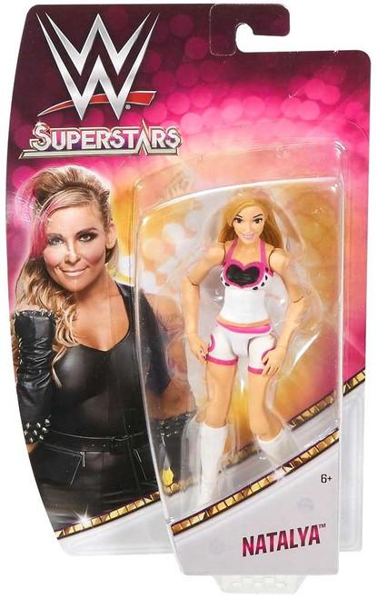 WWE Wrestling Superstars Natalya Action Figure