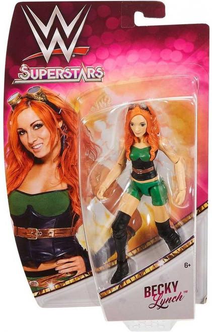 WWE Wrestling Superstars Becky Lynch Action Figure