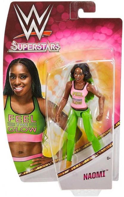 WWE Wrestling Superstars Naomi Action Figure