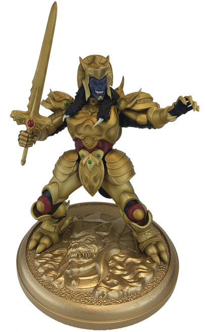 Power Rangers Mighty Morphin Goldar 7-Inch Statue (Pre-Order ships April)