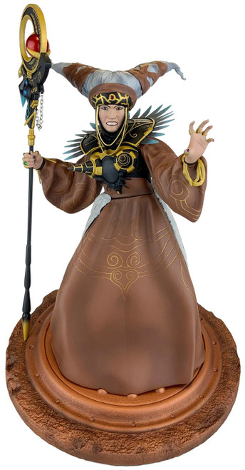 Power Rangers Mighty Morphin Rita Repulsa 7-Inch Statue (Pre-Order ships April)