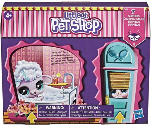 Littlest Pet Shop Fancy Pet Salon Mystery 2-Pack (Pre-Order ships January)