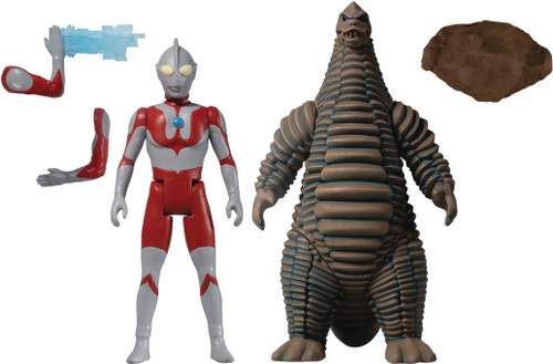 Mezco 5 Points Ultraman & Red King Deluxe Action Figure Boxed Set (Pre-Order ships May)