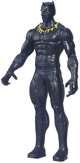 Marvel Basic Black Panther Action Figure [2021] (Pre-Order ships January)