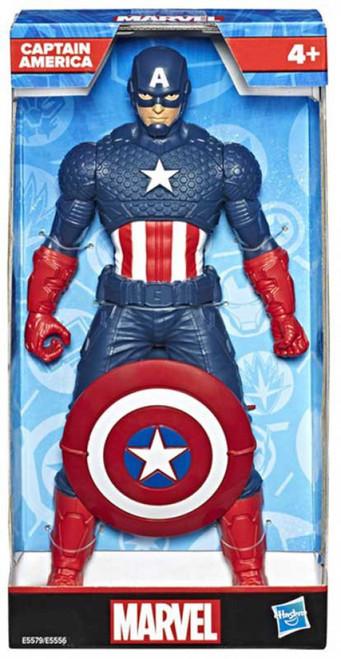 Marvel Olympus Captain America Action Figure