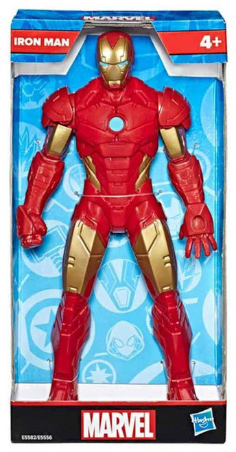 Marvel Iron Man Action Figure [9.5 Inch] (Pre-Order ships January)
