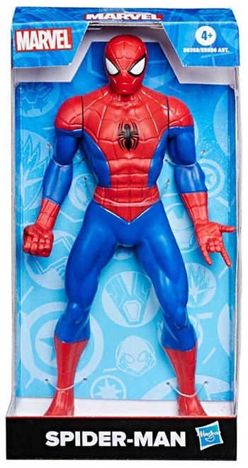 Marvel Spider-Man Action Figure [9.5 Inch] (Pre-Order ships January)