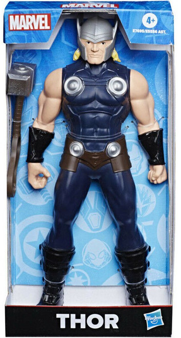 Marvel Thor Action Figure [9.5 Inch] (Pre-Order ships January)