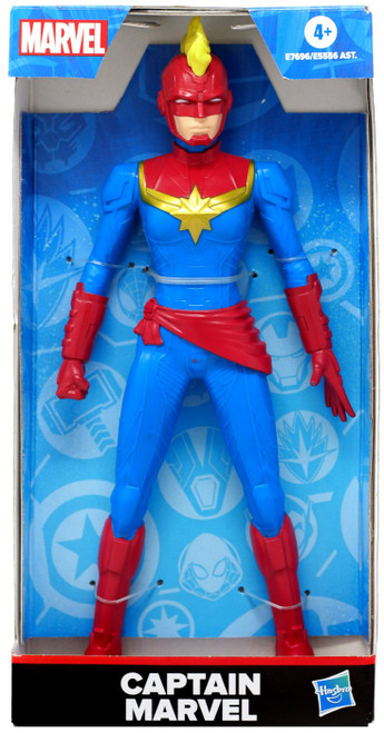 Olympus Captain Marvel Action Figure [9.5 Inch]