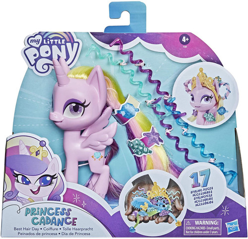 My Little Pony Best Hair Day Princess Cadance Figure 2-Pack (Pre-Order ships January)