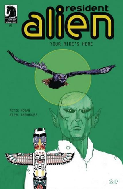 Dark Horse Comics Resident Alien: Your Ride's Here #1 Comic Book