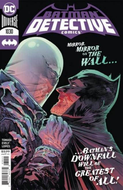 DC Comics Detective Comics, Vol. 3 #1030A Comic Book