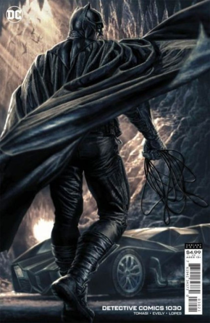 DC Comics Detective Comics, Vol. 3 #1030B Comic Book