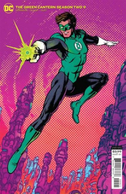 DC Comics Green Lantern, Vol. 6: Season Two #9B Comic Book