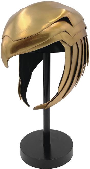 DC Wonder Woman 1984 Golden Armor Helmet Limited Edition Prop Replica (Pre-Order ships June)