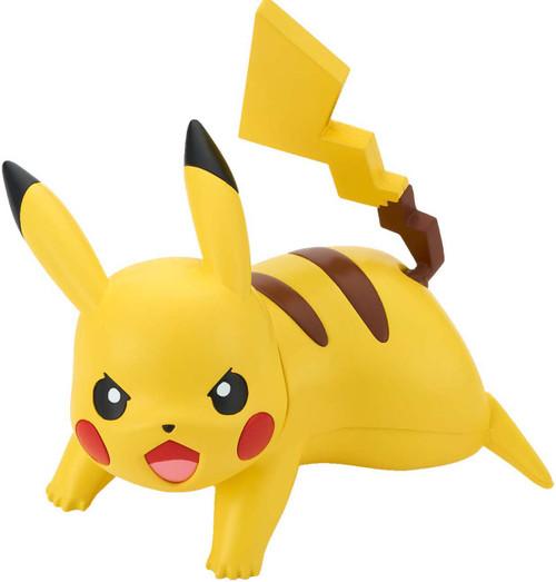 Pokemon Pikachu Quick Model Kit #03 [Battle Pose] (Pre-Order ships May)