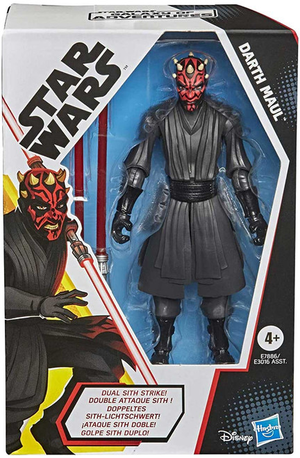Star Wars The Rise of Skywalker Galaxy of Adventures Darth Maul Action Figure (Pre-Order ships January)