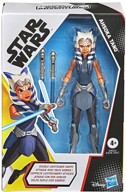 Star Wars The Rise of Skywalker Galaxy of Adventures Ahsoka Tano Action Figure (Pre-Order ships January)