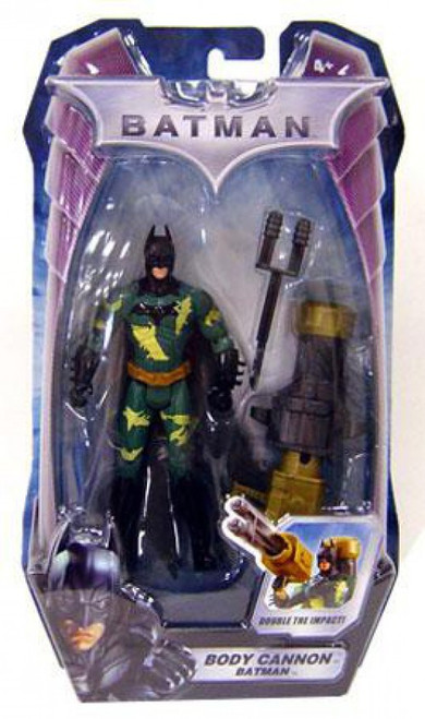 The Dark Knight Batman Action Figure [Body Cannon, Damaged Package]