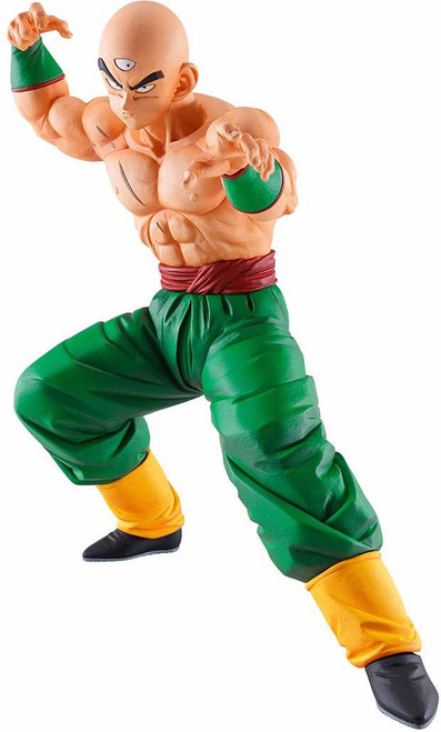 Dragon Ball z Ichiban Tien 6.6-Inch Collectible PVC Figure (Pre-Order ships May)