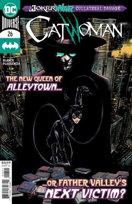 DC Comics Catwoman, Vol. 5 #26A Comic Book