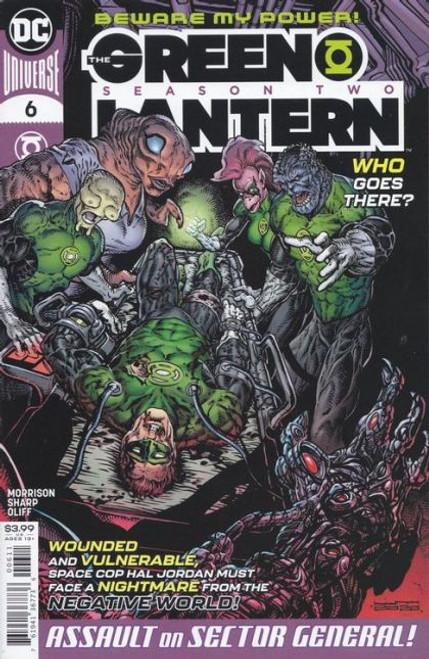 DC Comics Green Lantern, Vol. 6: Season Two #6A Comic Book