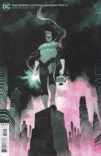 DC Comics Green Lantern, Vol. 6: Season Two #4B Comic Book