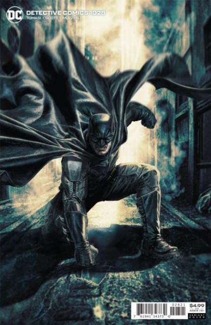 DC Comics Detective Comics, Vol. 3 #1028B Comic Book