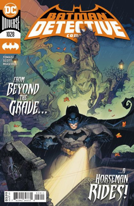 DC Comics Detective Comics, Vol. 3 #1028A Comic Book
