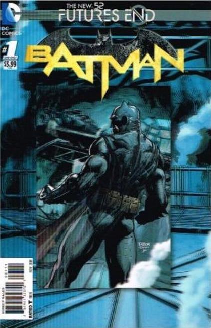 DC Comics Batman: Futures End #1A Comic Book
