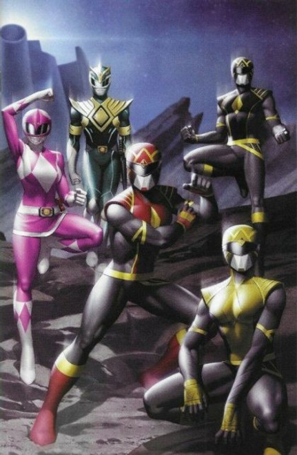 Boom! Studios Mighty Morphin #1J Comic Book [One Per Store Variant]