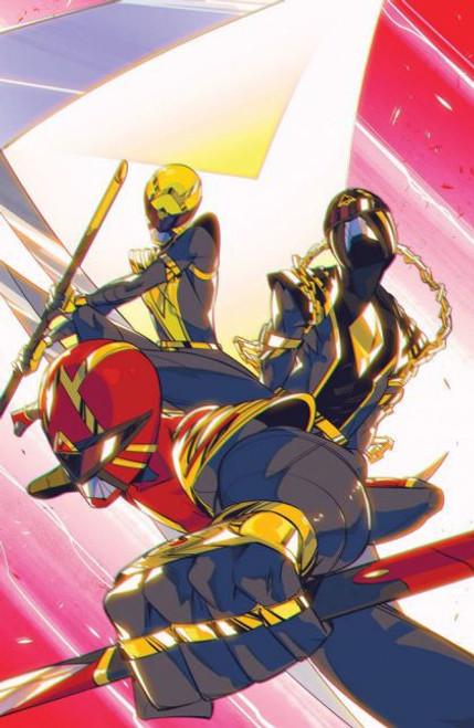 Boom! Studios Power Rangers #1G Comic Book [1:50 Di Nicuolo Virgin Variant]