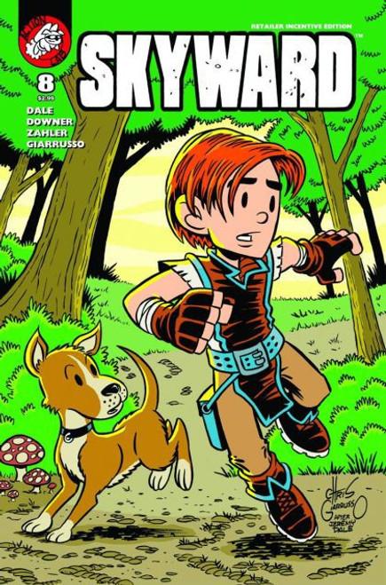 Action Lab Skyward #8B Comic Book