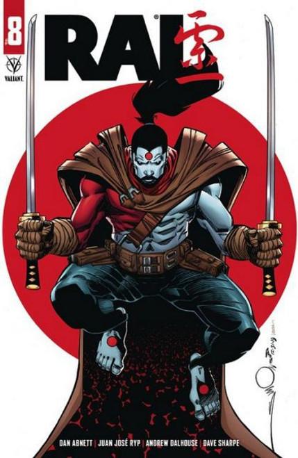 Valiant Comics Rai, Vol. 3 #8A Comic Book