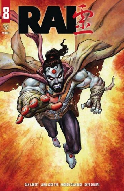 Valiant Comics Rai, Vol. 3 #8B Comic Book