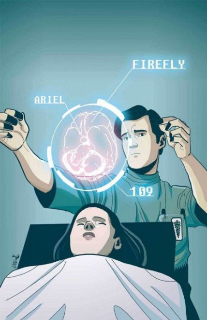 Boom! Studios Firefly #21B Comic Book