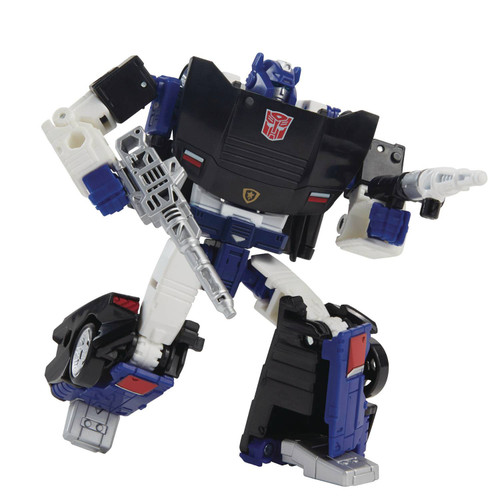 Transformers Generations Selects Deep Cover Deluxe Action Figure (Pre-Order ships February)