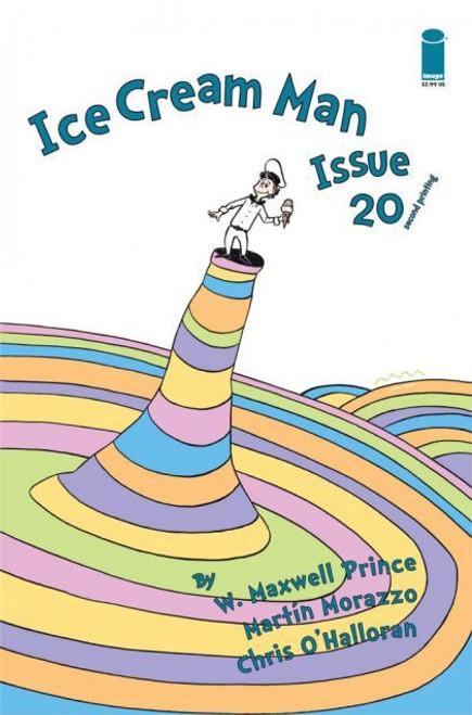Image Comics Ice Cream Man #20C Comic Book